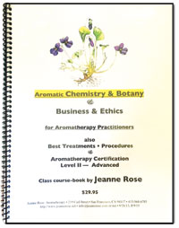 Where can learn about aromatherapy